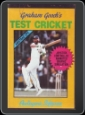 Graham Goochs Test Cricket