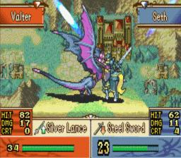 FIRE EMBLEM: THE SACRED STONES - GBA - Imagen 346770