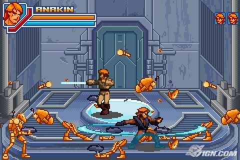 STAR WARS: EPISODE III - REVENGE OF THE SITH - GBA - Imagen 350047
