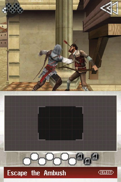 ASSASSINS CREED II: DISCOVERY - NDS - Imagen 354749