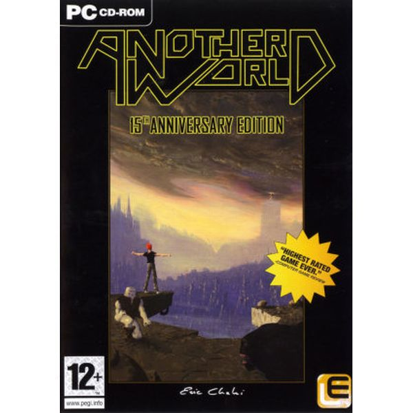ANOTHER WORLD - 15 ANNIVERSARY EDITION - PC - Imagen 221424