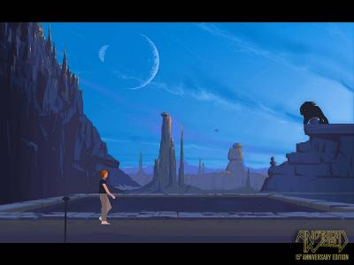 ANOTHER WORLD - 15 ANNIVERSARY EDITION - PC - Imagen 221428