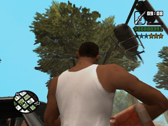 GRAND THEFT AUTO: SAN ANDREAS - PC - Imagen 375779