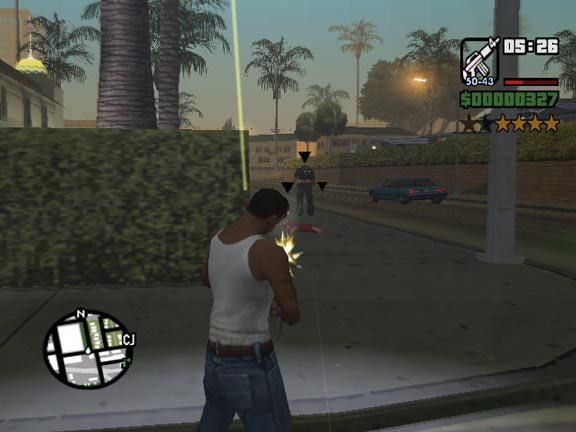 GRAND THEFT AUTO: SAN ANDREAS - PC - Imagen 375781