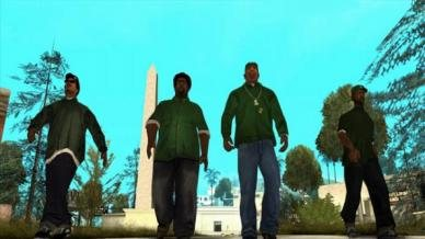 GRAND THEFT AUTO: SAN ANDREAS - PC - Imagen 375793