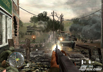 CALL OF DUTY 3 - PS2 - Imagen 184980