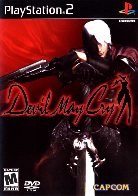 DEVIL MAY CRY - PS2 - Imagen 198919