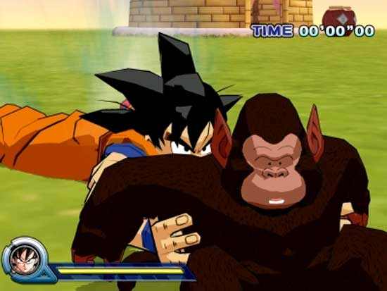 DRAGON BALL Z: INFINITE WORLD - PS2 - Imagen 241328