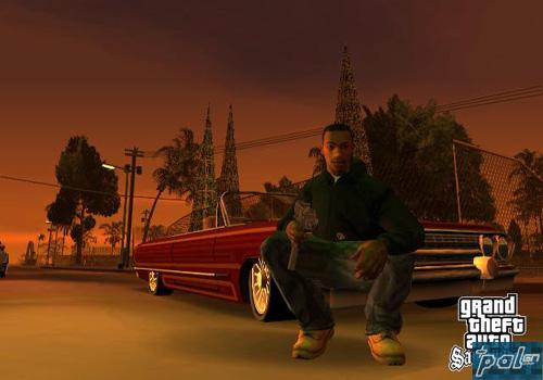 GRAND THEFT AUTO: SAN ANDREAS PLATINUM - PS2 - Imagen 260179