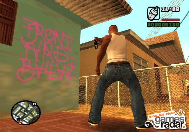 GRAND THEFT AUTO: SAN ANDREAS - PS2 - Imagen 260168