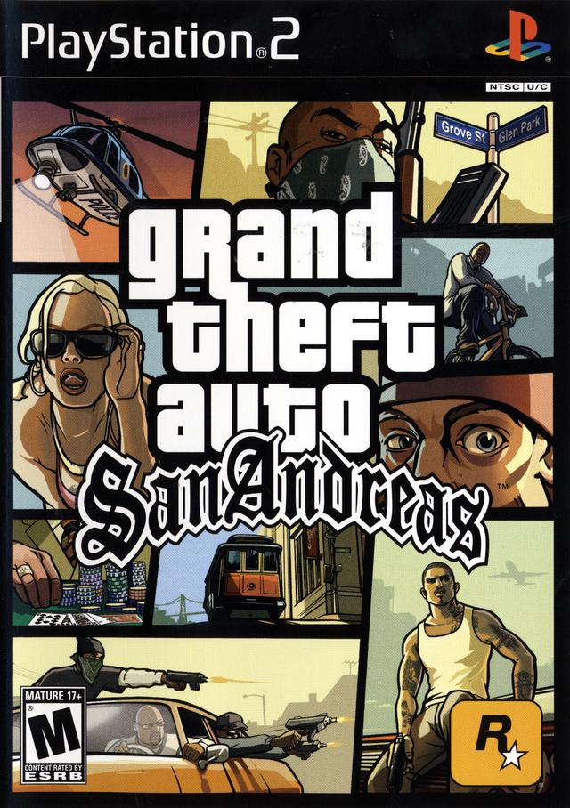 GRAND THEFT AUTO: SAN ANDREAS - PS2 - Imagen 260169