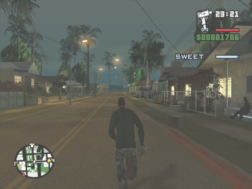GRAND THEFT AUTO: SAN ANDREAS - PS2 - Imagen 260170