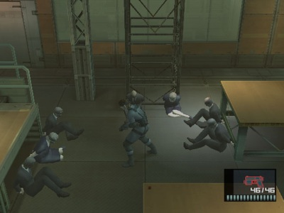 METAL GEAR SOLID 2 SONS OF LIBERTY - PS2 - Imagen 228668