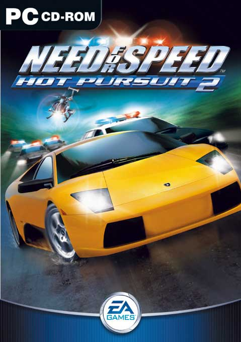 NEED F. SPEED HOT PURSUIT 2 - PS2 - Imagen 204379