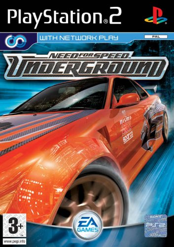 NEED FOR SPEED: UNDERGROUND - PS2 - Imagen 204811