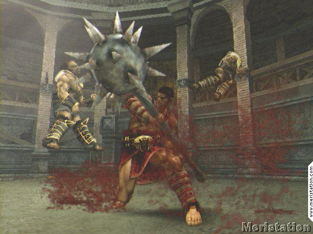 SHADOW OF ROME - PS2 - Imagen 199403