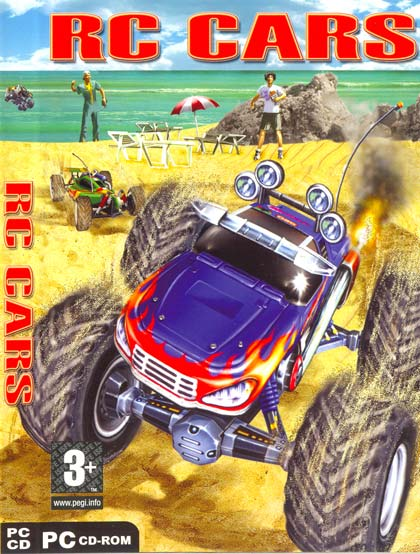 Rc cars (a. K. A. Smash cars) download (2003 simulation game).