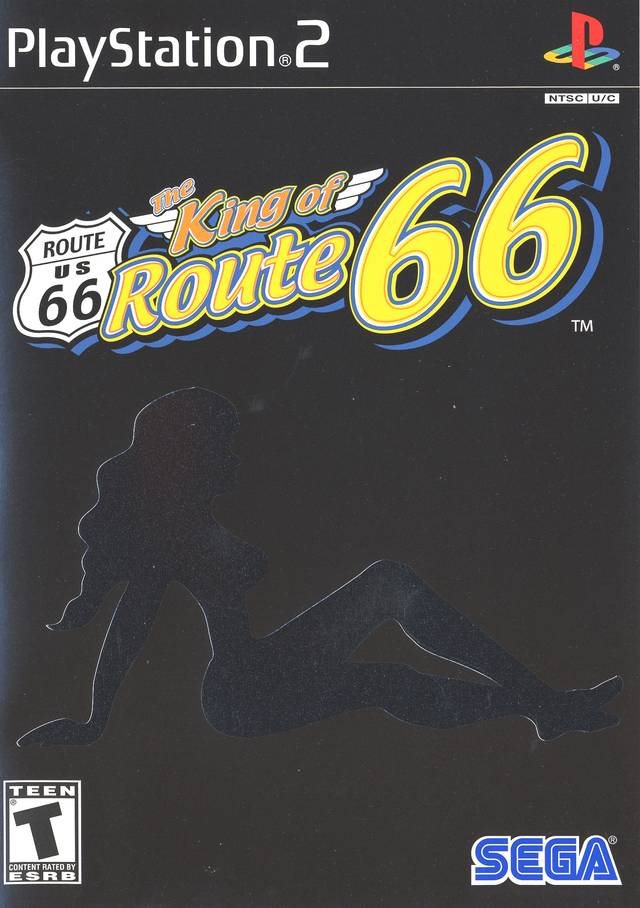THE KING OF ROUTE 66 - PS2 - Imagen 422014