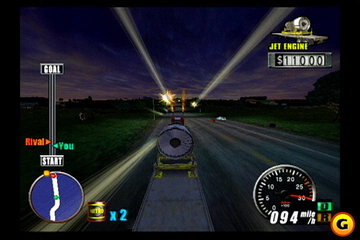 THE KING OF ROUTE 66 - PS2 - Imagen 422022