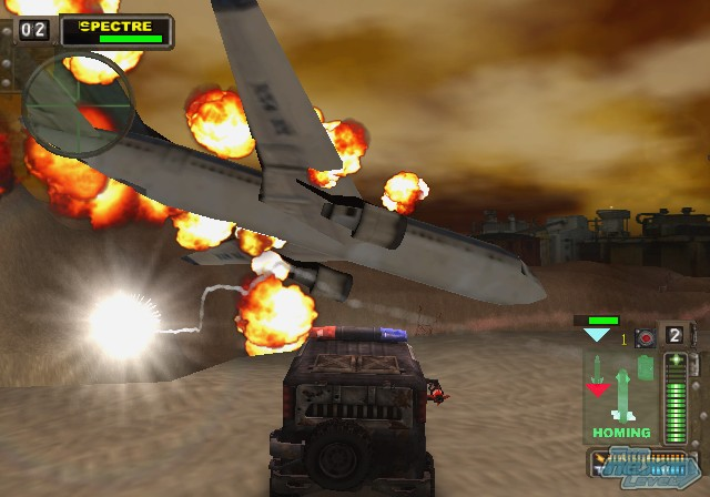TWISTED METAL BLACK - PS2 - Imagen 257983