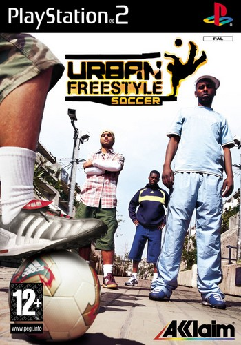 URBAN FREESTYLE SOCCER - PS2 - Imagen 181898