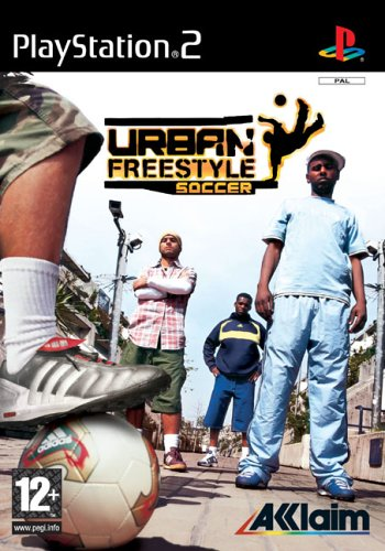 URBAN FREESTYLE SOCCER - PS2 - Imagen 181899