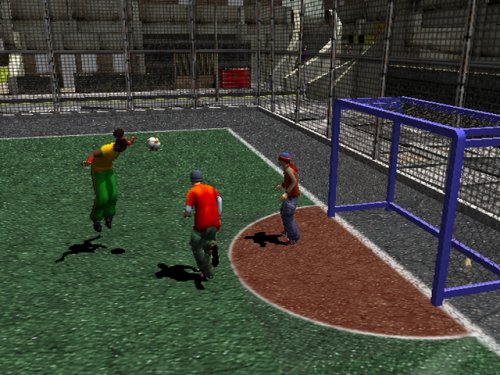 URBAN FREESTYLE SOCCER - PS2 - Imagen 181901
