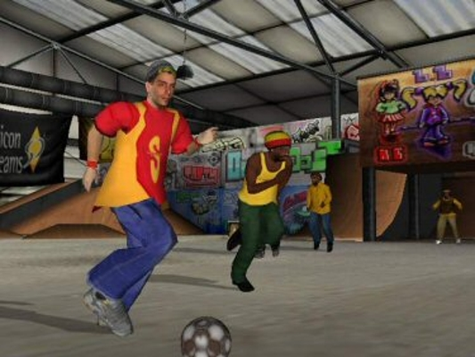 URBAN FREESTYLE SOCCER - PS2 - Imagen 181907