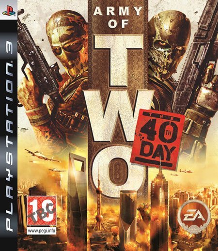 ARMY OF TWO: THE 40TH DAY - PS3 - Imagen 369489