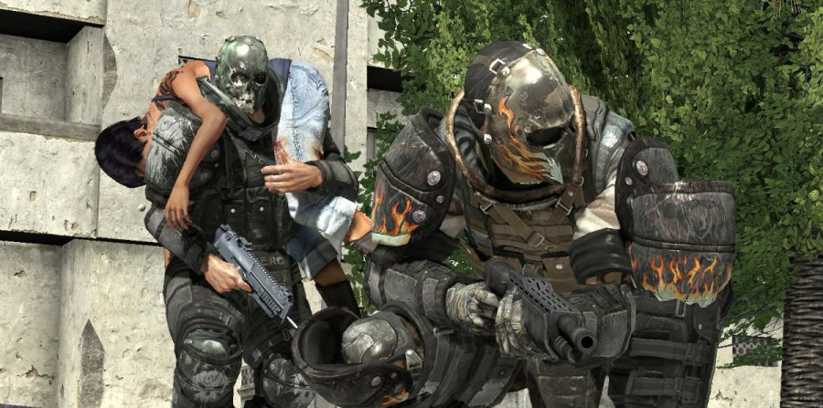 ARMY OF TWO - PS3 - Imagen 199714