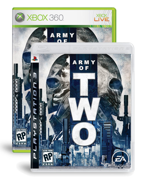 ARMY OF TWO - PS3 - Imagen 199717