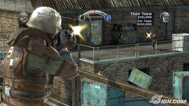 ARMY OF TWO - PS3 - Imagen 199720