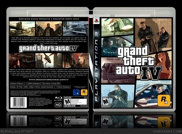 GRAND THEFT AUTO IV: COMPLETE EDITION - PS3 - Imagen 367881