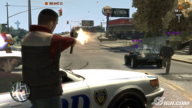 GRAND THEFT AUTO IV: COMPLETE EDITION - PS3 - Imagen 367888