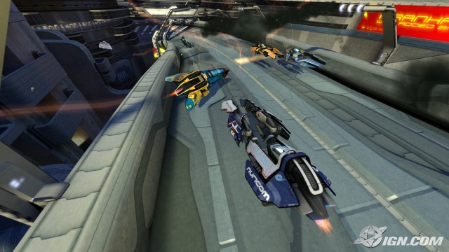 WIPEOUT HD: FURY - PS3 - Imagen 356616