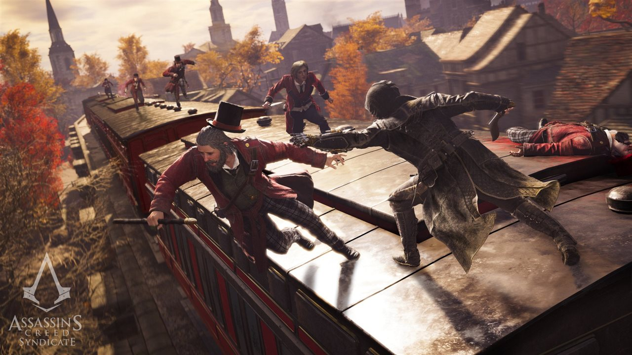 Assassins Creed: Syndicate - PS4 - Imagen 423040