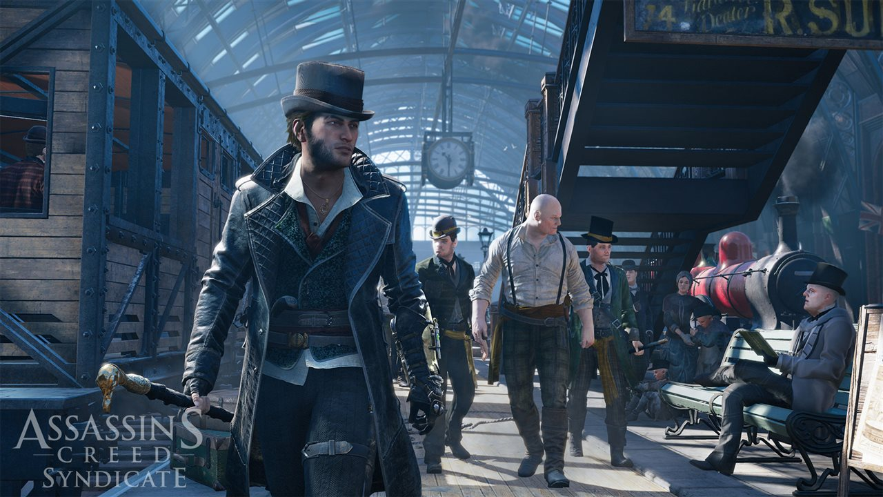 Assassins Creed: Syndicate - PS4 - Imagen 423041