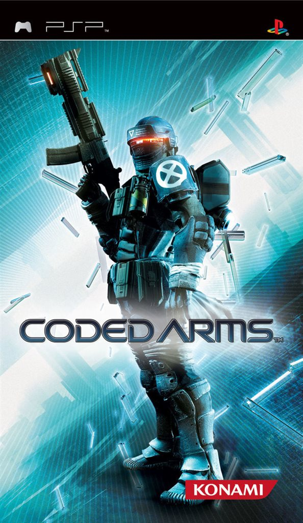 CODED ARMS - PSP - Imagen 423115