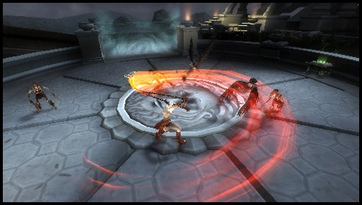 GOD OF WAR: CHAINS OF OLYMPUS - PSP - Imagen 279694