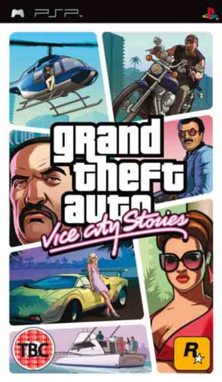 GRAND THEFT AUTO: VICE CITY STORIES - PSP - Imagen 360413