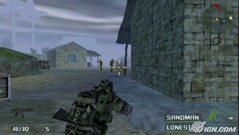 SOCOM: US NAVY SEALS FIRETEAM BRAVO + HEAD SET - PSP - Imagen 257786