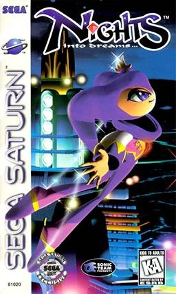 Nights In To Dreams... - Saturn - Imagen 376393