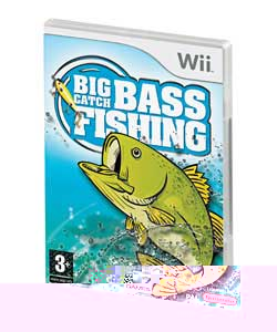 how to catch big bass from the bank