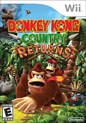 Donkey Kong Country Returns - WII - Imagen 361756