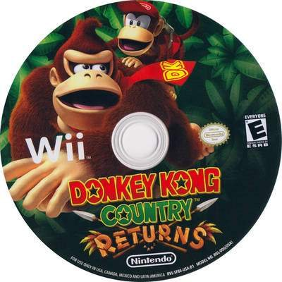 Donkey Kong Country Returns - WII - Imagen 375922