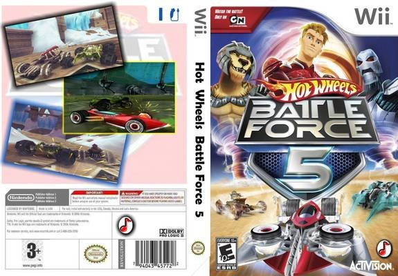 free online games of hot wheels battle force 5