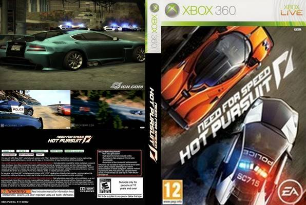 NEED FOR SPEED: HOT PURSUIT - WII - Imagen 365929