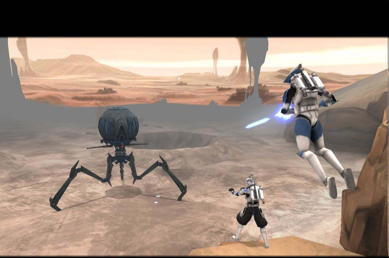 www.star wars the clone wars games.de