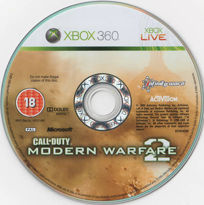 CALL OF DUTY: MODERN WARFARE 2 - XBOX360 - Imagen 357729