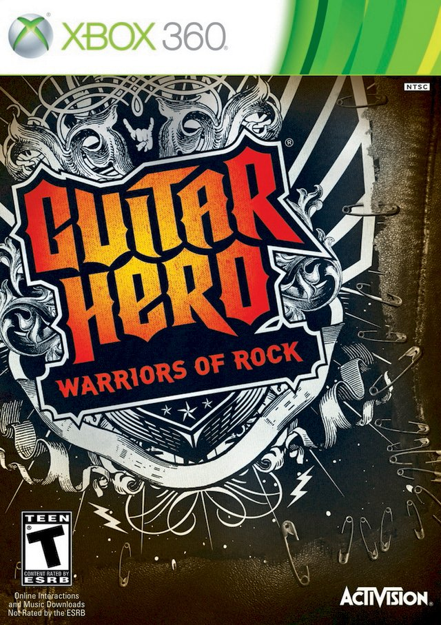 GUITAR HERO: WARRIORS OF ROCK - XBOX360 - Imagen 367189
